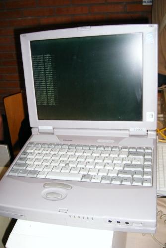Seguro que en este portátil es más fácil instalar Ubuntu que en el mío.