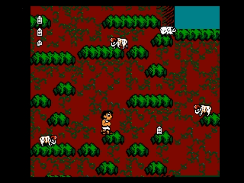 A los carneros no les sienta bien que David se lleve a las ovejas. Da que pensar.